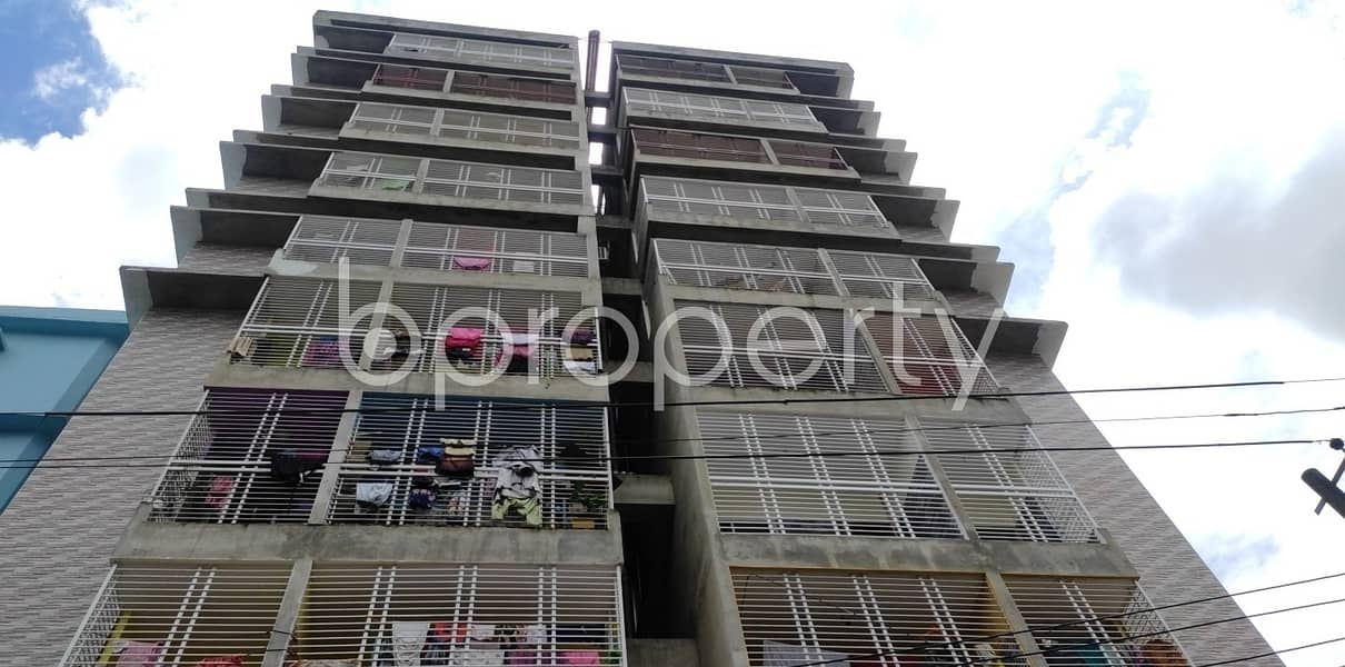 At Hill View R/a, Bayazid A 1440 Sq Ft Apartment Is Up For Sale