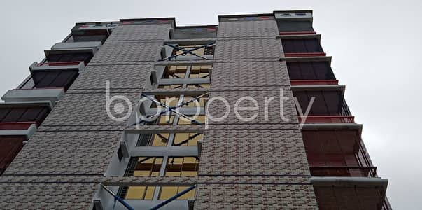 2 Bedroom Flat for Rent in Aftab Nagar, Dhaka - Ready flat 1000 SQ FT is now to Rent in Aftab Nagar