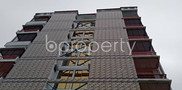 2 Bedroom Apartment for Rent in Aftab Nagar, Dhaka - Ready flat 1000 SQ FT is now to Rent in Aftab Nagar, Block D