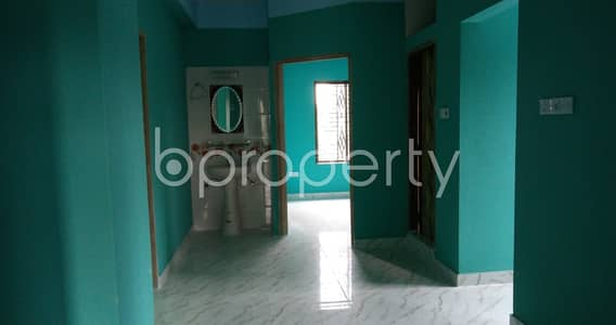 2 Bedroom Apartment for Rent in Bayazid, Chattogram - Perfectly Planned 2 Bedroom Flat Is Up For Rent In Bayazid