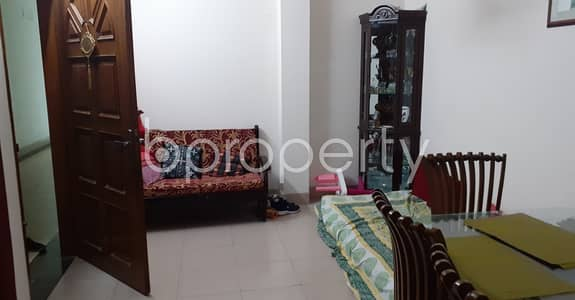 3 Bedroom Apartment for Rent in Hatirpool, Dhaka - This Slender Flat Meeting Your Residential Concerns Is The Perfect Home To You After A Tiresome Day