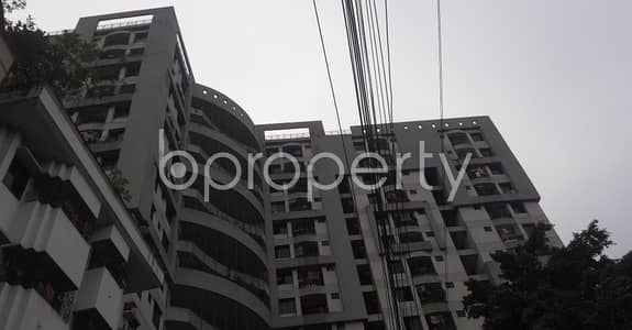 2 Bedroom Flat for Rent in Banasree, Dhaka - Affordable and wonderful 900 sq ft flat is up for rent in Banasree