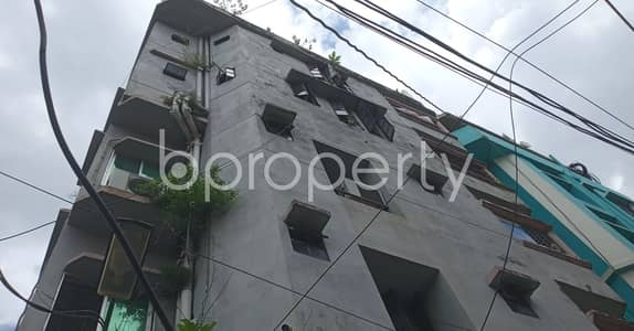 2 Bedroom Apartment for Rent in Sholokbahar, Chattogram - 850 Sq Ft Apartment Is up For Rent At your Convenient location of Badurtala, Sholokbahar