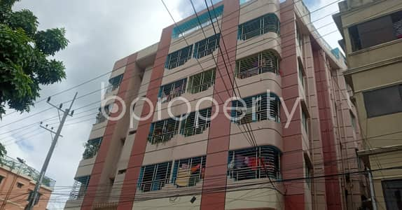 2 Bedroom Flat for Rent in 11 No. South Kattali Ward, Chattogram - 1000 Sq Ft Apartment Is Up For Rent At Your Convenient Location Of 11 No. South Kattali Ward