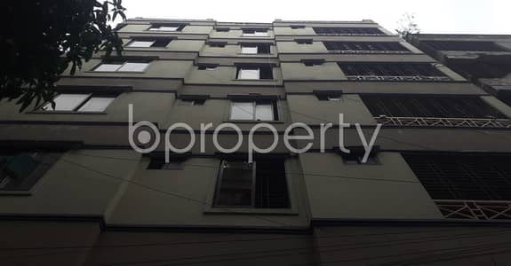 3 Bedroom Apartment for Sale in Banasree, Dhaka - 1000 Square Feet Flat Is Available For Sale In Banasree-6 Near Molla Tawar Soping Complex