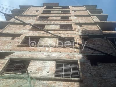 4 Bedroom Flat for Sale in Mirpur, Dhaka - This Residential Apartment Of 1600 Sq Ft Is Available For Sale In Pallabi, Arifabad Housing Society