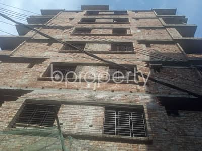 4 Bedroom Apartment for Sale in Mirpur, Dhaka - In The Wonderful Neighborhood Of Pallabi, Arifabad Housing Society, 1600 Sq Ft Flat Is Ready For Sale