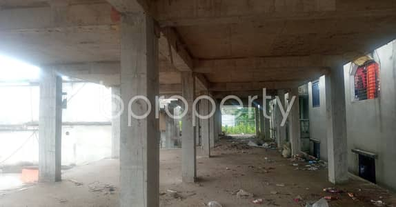 Office for Rent in Halishahar, Chattogram - Commercial Office 3500 Sq Ft Flat Is Up For Rent In Bandartila, 39 No. South Halishahar Ward