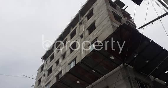 2 Bedroom Flat for Rent in Adabor, Dhaka - This 800 Sq Ft Flat In West Comfort Housing, Adabor With A Convenient Price Is Up For Rent