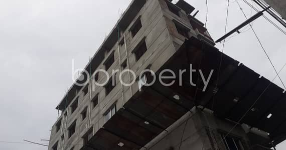 2 Bedroom Apartment for Rent in Adabor, Dhaka - This 800 Sq Ft Flat In Comfort Housing, Adabor With A Convenient Price Is Up For Rent