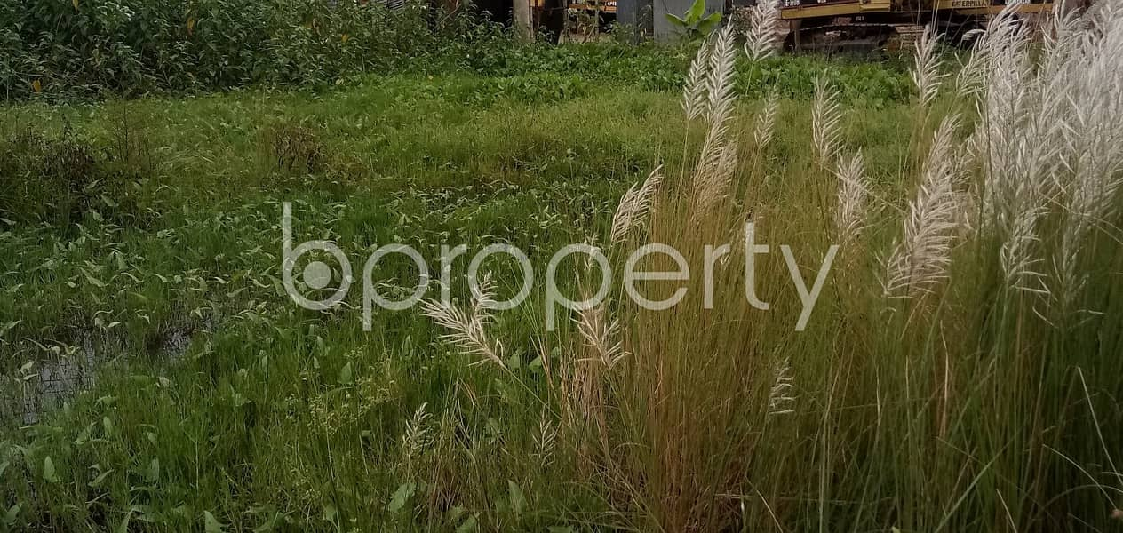 This 5 Katha Plot Is Ready For Sale In Uttara, Sector 16