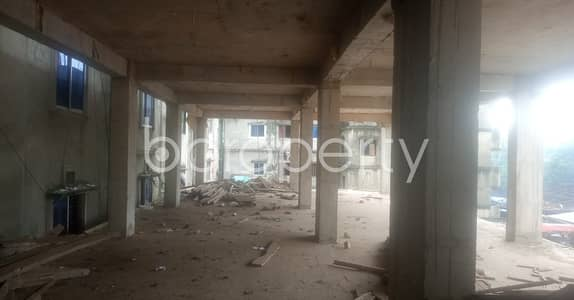 Office for Rent in Halishahar, Chattogram - Take A Look At This 2200 Square Feet Commercial Office At CEPZ For Rent Near To Navy Hospital