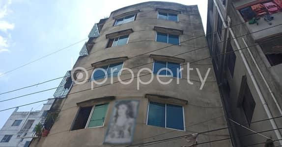 ভাড়ার জন্য BAYUT_ONLYএর ফ্ল্যাট - বাড্ডা, ঢাকা - View This 600 Sq Ft Flat With Cozy Features To Rent In Badda, Nurer Chala Road