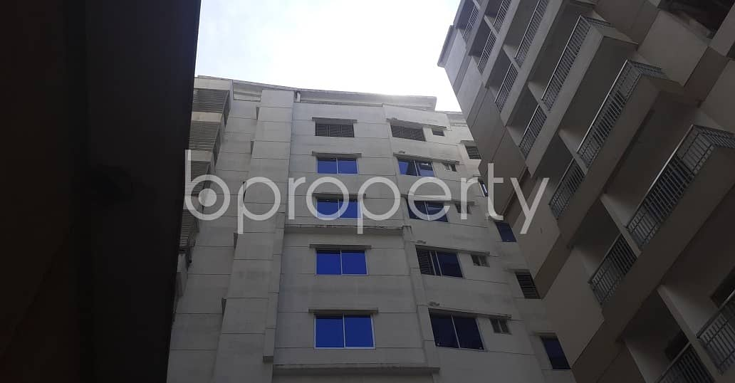 A well sized 1400 SQ FT residential home is available for rent at South Khulshi