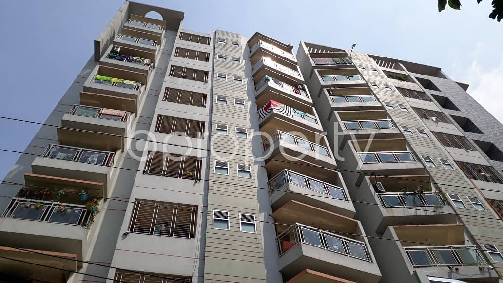 Properly Designed This Apartment Is Now Up For Rent In 26 No. North Halishahar Ward