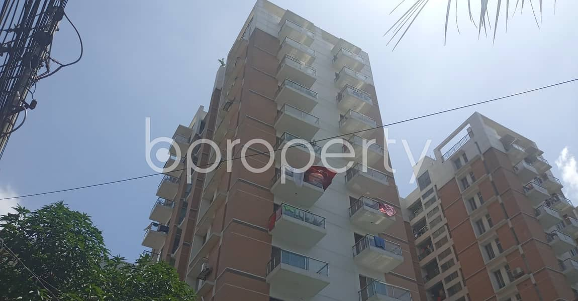 A 1515 Sq Ft Apartment Is Up For Sale In Nurer Chala, Badda