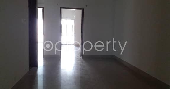 ভাড়ার জন্য BAYUT_ONLYএর ফ্ল্যাট - নিকেতন, ঢাকা - Do Not Look Past ,This Moderate Flat Of 1460 Square Feet At Niketan For Rent.