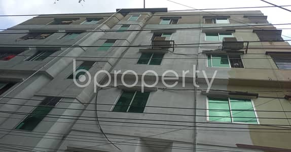 3 Bedroom Flat for Rent in Bakalia, Chattogram - Ready For Move In! Check This 1150 Sq. ft -3 Bedroom Home Which Is Up For Rent In Landmark Housing Society, Bakalia .