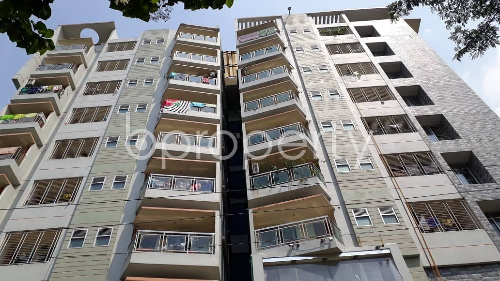 A very beautiful 1400 SQ FT flat is now available for rent in Halishahar