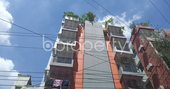 2 Bedroom Flat for Rent in Uttara, Dhaka - A 750 SQ FT very reasonable medium flat is available for rent at Uttara 12
