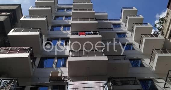 ভাড়ার জন্য BAYUT_ONLYএর অ্যাপার্টমেন্ট - কালাচাঁদপুর, ঢাকা - Well-planned Flat Of 750 Sq Ft Is Up For Rent Is Situated In West Kalachandpur