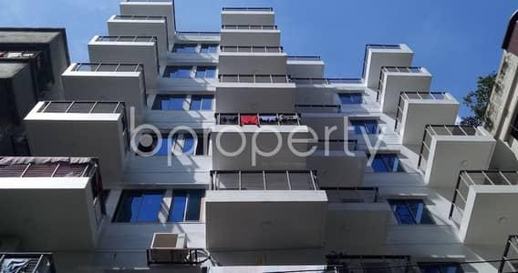 ভাড়ার জন্য BAYUT_ONLYএর ফ্ল্যাট - কালাচাঁদপুর, ঢাকা - Be the awaited tenant of a 750 SQ FT residential flat waiting to get rented at West Kalachandpur