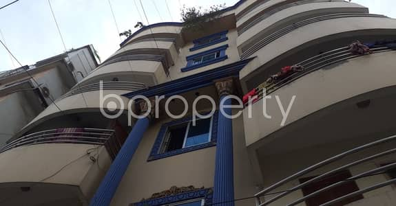 2 Bedroom Flat for Rent in Uttara, Dhaka - Forge Ahead To A Relaxing Living By Renting This Apartment In A Satisfactory Placement Like Uttara-9