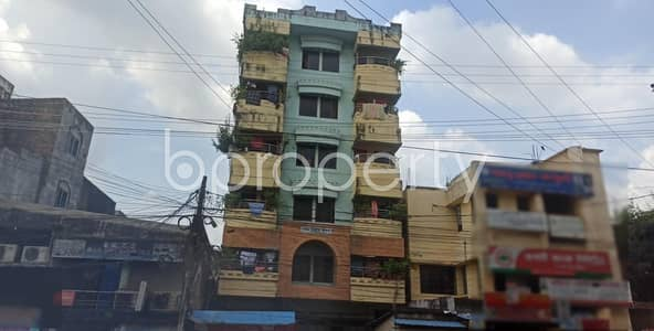 2 Bedroom Flat for Rent in 30 No. East Madarbari Ward, Chattogram - Great Location! Check Out This Flat For Rent In 30 No. East Madarbari Ward Next To Sonali Bank Limited