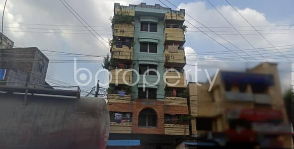 2 Bedroom Flat for Rent in 30 No. East Madarbari Ward, Chattogram - In 30 No. East Madarbari Ward, With A Convenient Price, 1000 Sq Ft Flat Is Up For Rent