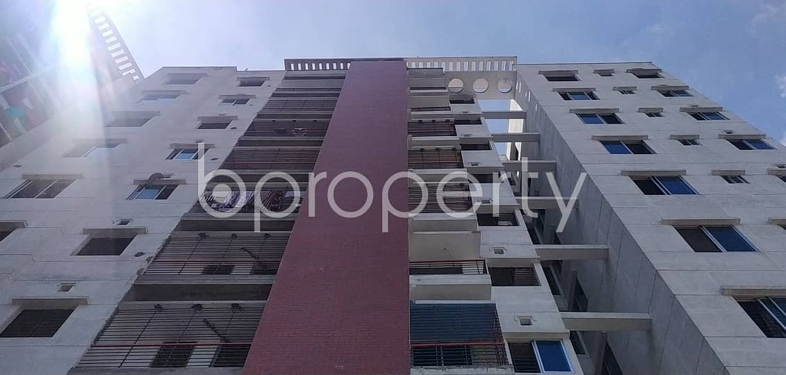 Buy This Cozy Flat Of 943 Sq Ft With Necessary Services In Badda, Vatara