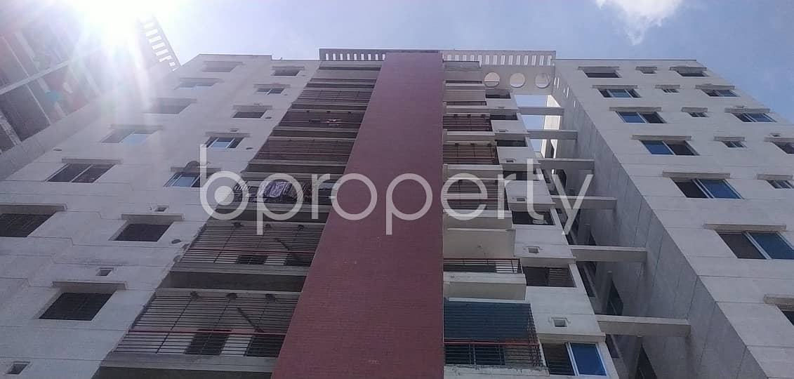 An Elegant Flat Of 2024 Sq Ft Is Right There For You To Buy In Badda, Vatara