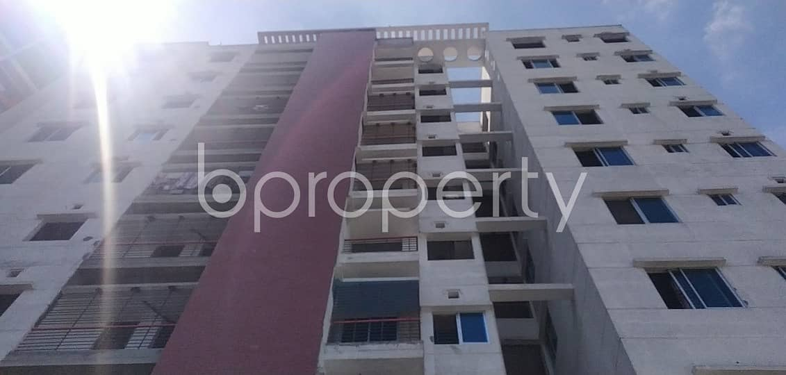 1714 Sq Ft Residential Flat With Better Homely Opportunities Is Up For Sale In Badda, Vatara Near University Of Information Technology And Sciences
