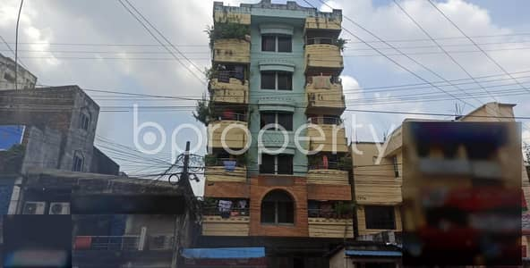 2 Bedroom Flat for Rent in 30 No. East Madarbari Ward, Chattogram - Express Your Individuality At This 1000 Sq Ft Apartment In 30 No. East Madarbari Ward