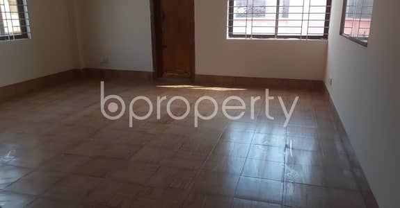 Apartment for Rent in Uttara, Dhaka - Spend Less And Get More! Acquire This 1900 Sq Ft Exclusive Commercial Space Up For Rent In Uttara
