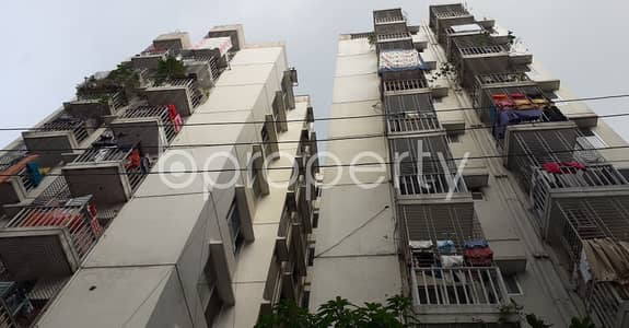 2 Bedroom Flat for Sale in Malibagh, Dhaka - Buy This Nice Flat Of 880 Sq Ft, Which Is Located At Malibagh