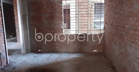 2 Bedroom Apartment for Sale in 33 No. Firingee Bazaar Ward, Chattogram - View This 1032 Sq Ft Apartment With Essential Homely Affairs Ready For Sale In 33 No. Firingee Bazaar Ward