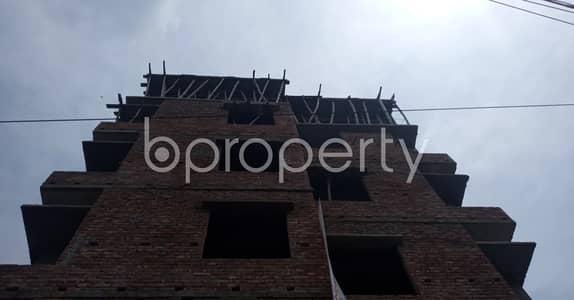 বিক্রয়ের জন্য BAYUT_ONLYএর ফ্ল্যাট - রামপুরা, ঢাকা - View This 1300 Sq Ft Apartment For Sale In West Rampura, West Hazipara Road