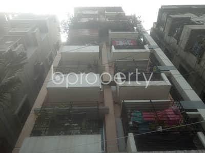 বিক্রয়ের জন্য BAYUT_ONLYএর ফ্ল্যাট - বাড্ডা, ঢাকা - Examine This 1290 Square Feet Residential Flat For Sale In South Badda