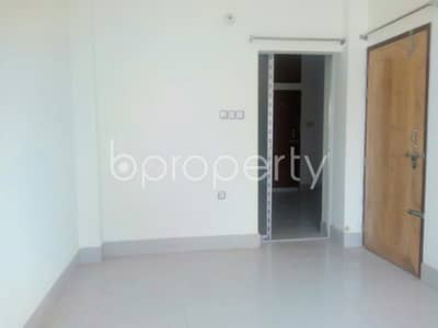 This Flat Is Now Vacant For Rent In Jhautola Close To Dutch-bangla Bank Limited