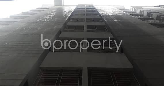 3 Bedroom Apartment for Rent in Mirpur, Dhaka - Grab This 1300 Sq Ft Flat For Rent In Mirpur-1, Near Shopno Shopping Mall
