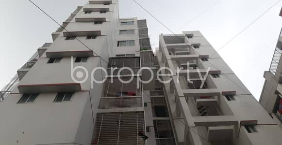 3 Bedroom Flat for Sale in Mirpur, Dhaka - This Slender Flat Meeting Your Residential Concerns Is The Perfect Home To You After A Long Day