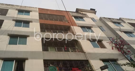 2 Bedroom Apartment for Rent in Mohammadpur, Dhaka - Check this 800 sq. ft flat for rent which is in Mohammadpur