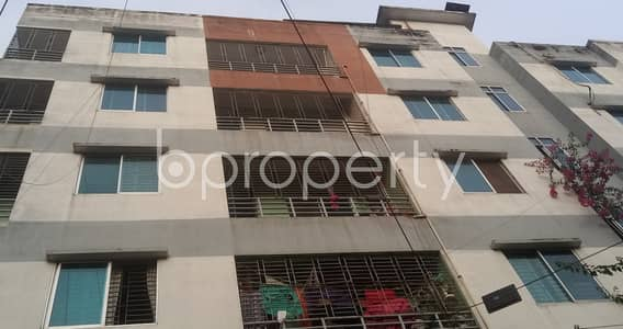 3 Bedroom Apartment for Rent in Mohammadpur, Dhaka - Properly designed this 1250 SQ Ft home is now up for rent in Mohammadpur
