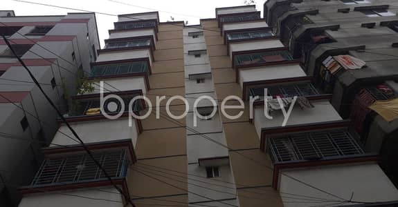 2 Bedroom Apartment for Rent in Dakshin Khan, Dhaka - This 700 sq. ft residence will ensure your good quality of living in Ashkona