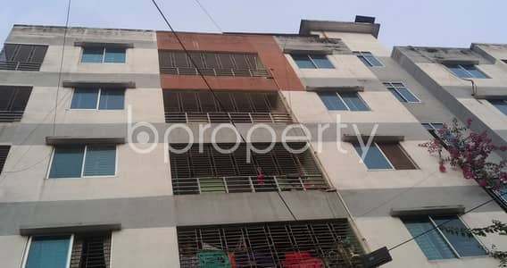 2 Bedroom Flat for Rent in Mohammadpur, Dhaka - Nice 800 SQ FT apartment is available to Rent in Mohammadpur