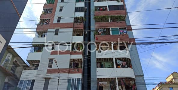 2 Bedroom Apartment for Rent in 30 No. East Madarbari Ward, Chattogram - Wonderful 1050 SQ FT flat is available to Rent in 30 No. East Madarbari Ward