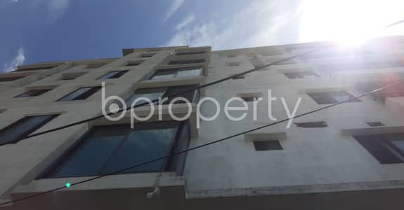 2 Bedroom Apartment for Rent in Bakalia, Chattogram - Affordable and nice flat is up for rent in Bakalia which is 800 SQ FT