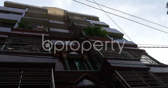 ভাড়ার জন্য BAYUT_ONLYএর ফ্ল্যাট - গাজীপুর সদর উপজেলা, গাজীপুর - Plan to move in this 800 SQ FT flat which is up to Rent in Joydebpur