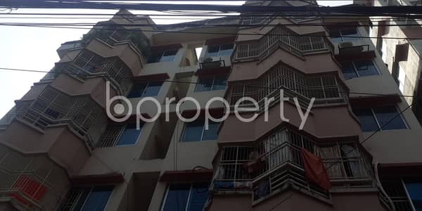 3 Bedroom Apartment for Sale in Joar Sahara, Dhaka - A well-constructed 1460 SQ FT flat is for sale in Joar Sahara