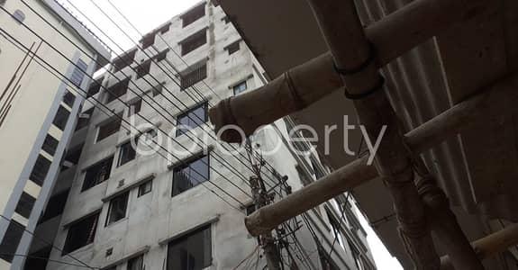 ভাড়ার জন্য BAYUT_ONLYএর ফ্ল্যাট - মহাখালী, ঢাকা - Affordable and beautiful flat is up for rent in Mohakhali which is 600 SQ FT